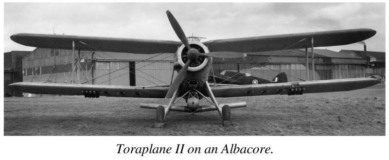Электронные стражи Альбиона: летающие торпеды