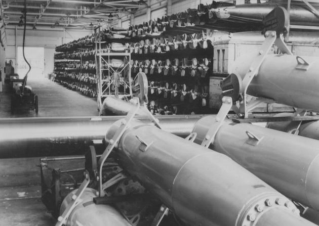 """Электронные стражи Альбиона: самонаводящиеся торпеды """"Боулер"""", """"Трампер"""" и """"Дилер"""""""