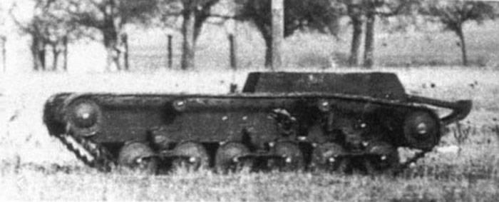 Беспроводные мушкетеры: сухопутная торпеда Vehicule Pomellet