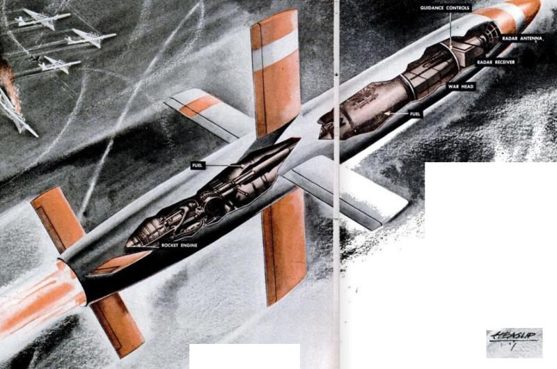 Ламповые солдаты свободы: зенитные ракеты Lark