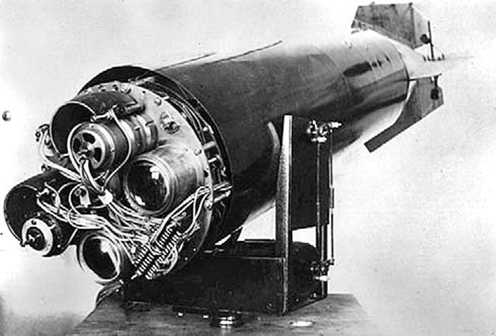 Телеуправляемые красноармейцы: управляемые авиабомбы РККА