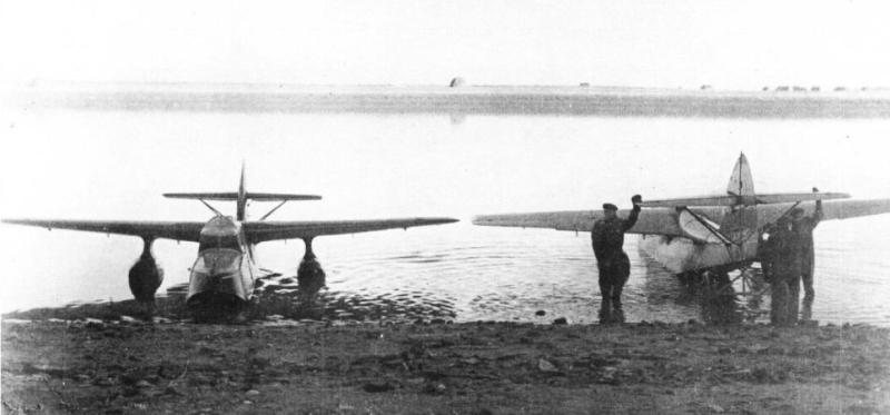 Телеуправляемые красноармейцы: проект план-торпеда