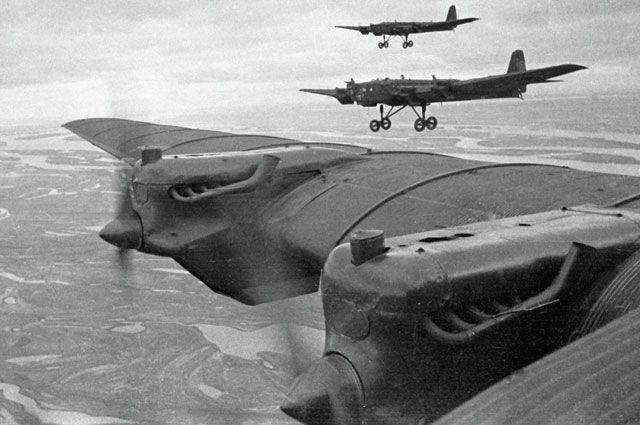 Телеуправляемые красноармейцы: беспилотные летающие бомбы