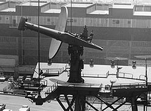 Трехкоординатная РЛС AN/SPS-30.