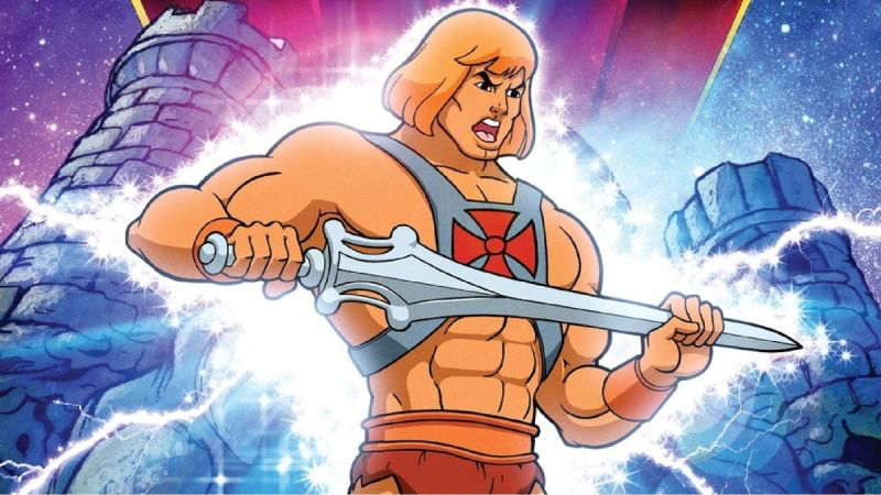 """""""By the power of Grayskull... I... have... the... POWER!!!"""""""