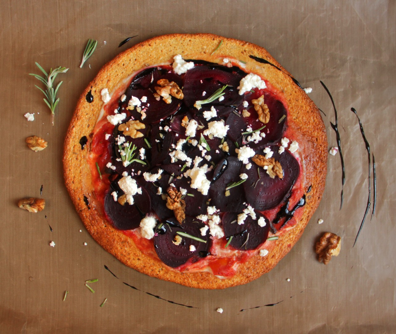 Beetroot Pizza1