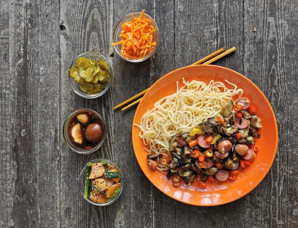 За что любят корейскую кухню?