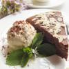 Немецкий шоколадный пирог на красном вине