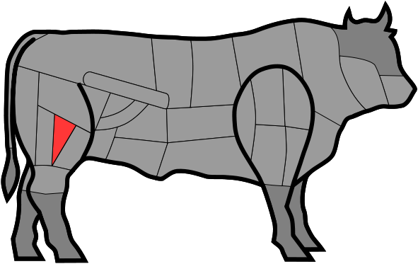 591px-Beef_cuts_France_Araignée_highlighted.svg