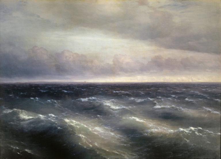 черное море. 1881 год