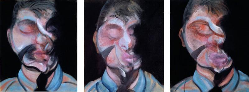 Фрэнсис Бэкон. Автопортрет. 1972 год
