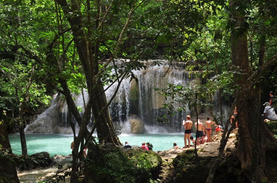 Таиланд - Водопады