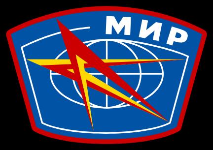 Эмблема станции МИР © вики