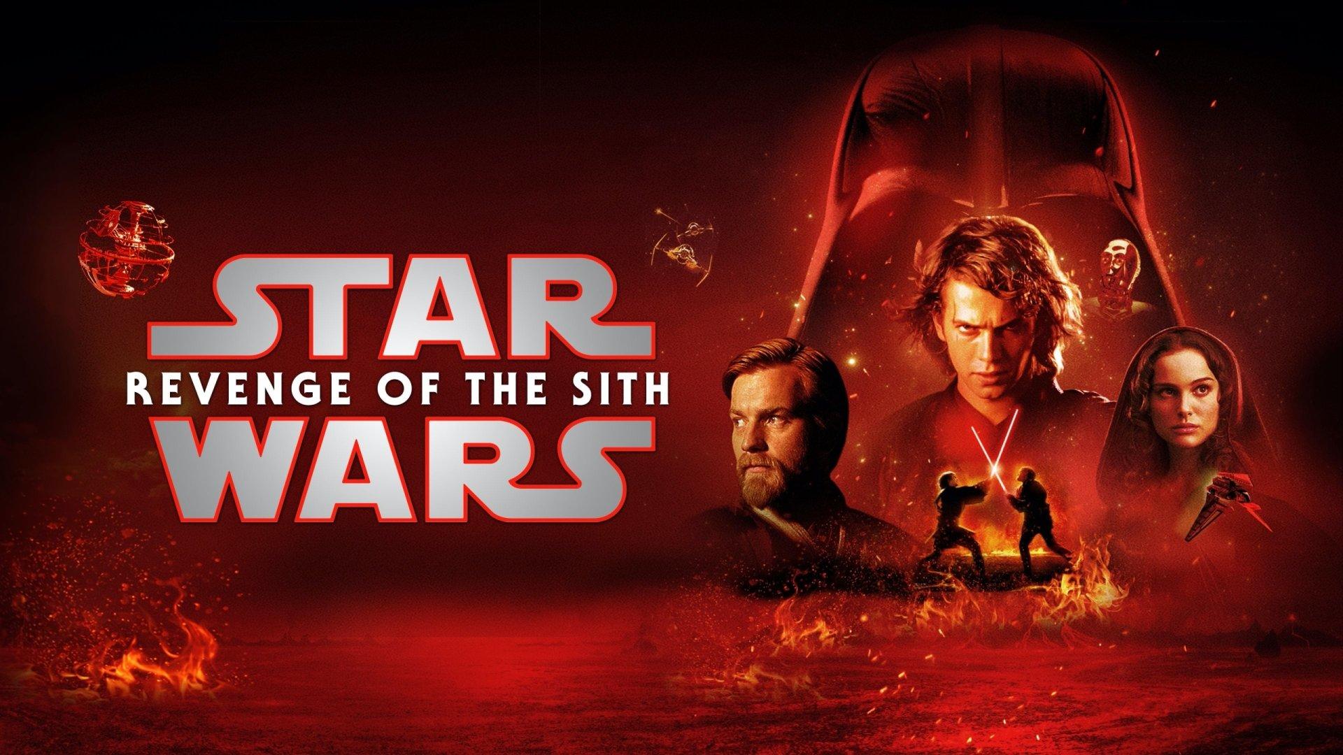«Месть ситхов» (англ. Revenge of the Sith)