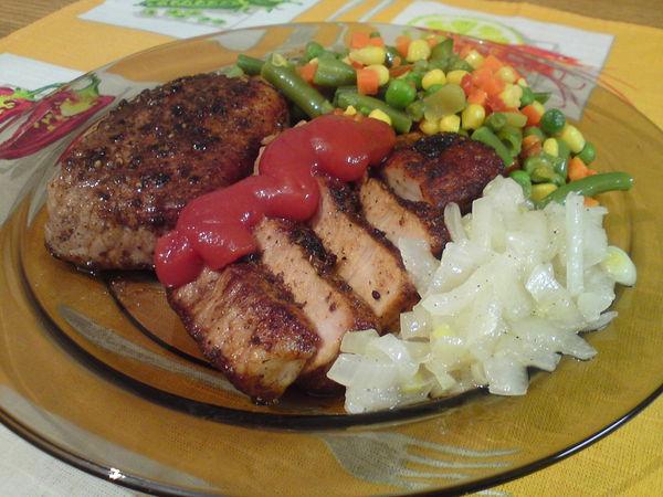Мясо с овощами © kotyara_71