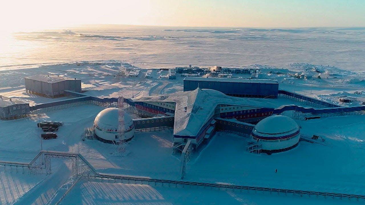 Арктический трилистник... фото с сайта energynews.su