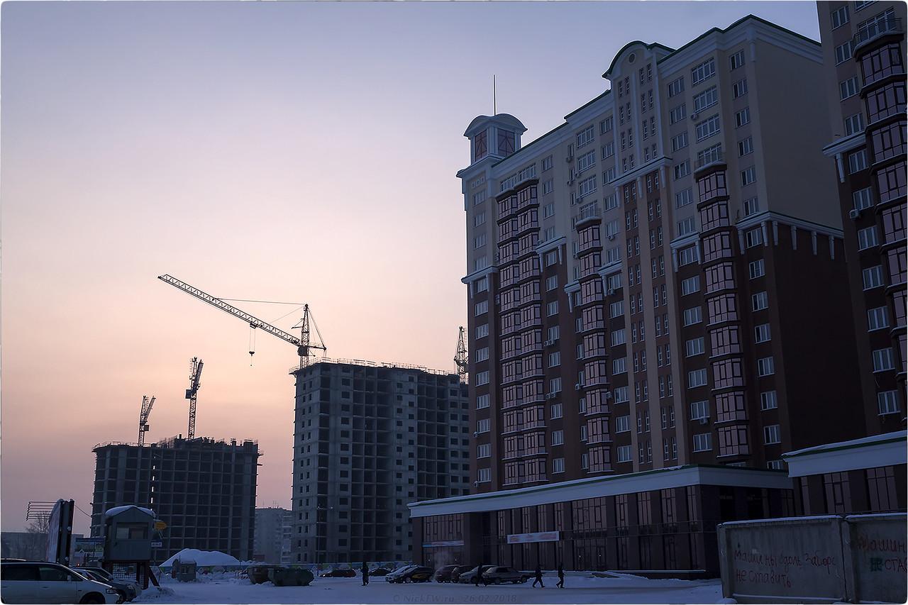 """Фото из поста """"Тёплый воздух от крыш"""" (кликабельно ведёт в пост) на моём канале «Фото.дзен - NickFW.ru»"""