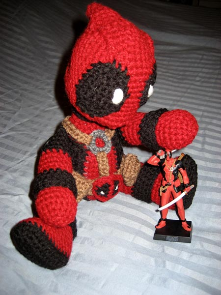 Deadpool No Dollpool Foresthouse