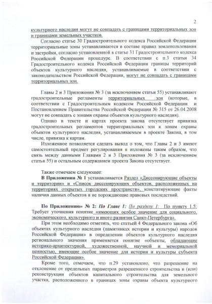 Заключение Юруправления ЗАКСа 2
