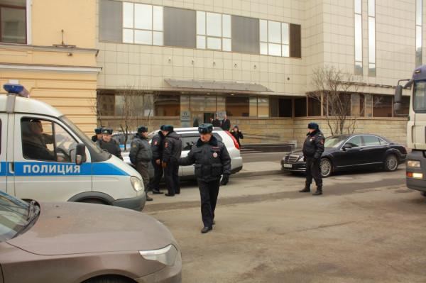 22 февраля на Ставропольской ул у Аракчеевских казарм (1)