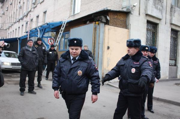 22 февраля на Ставропольской ул у Аракчеевских казарм (4)