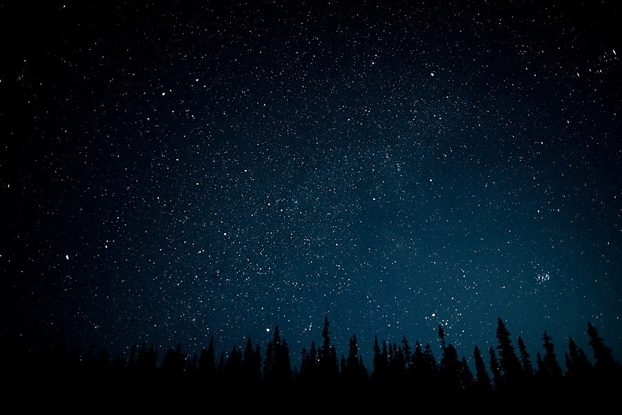 Звёздное небо и космос в картинках - Страница 2 3989_900