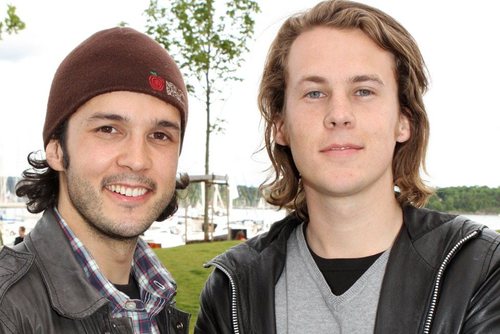 Братья Vegard и Bard Ylvisaker (Ylvis)