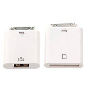 Mini Camera Connector & SD Card Reader ($7.04)