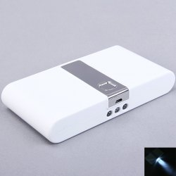 ZNOOSA Universal 20000mAh Dual USB Output Power Bank Battery Charger with LED Torch @ EverBuying ($32.89)