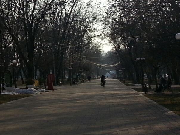 парк Нальчик