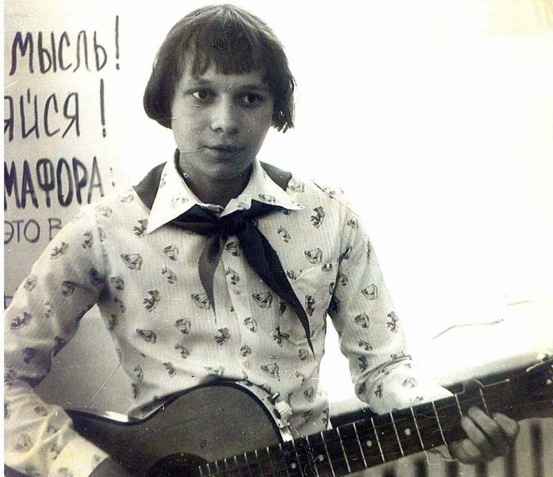 Я в 1983-м году