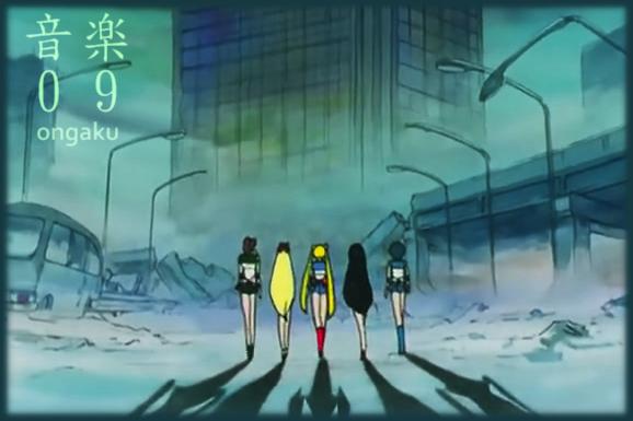 Ongaku №9: Лунная дорога. Пролог