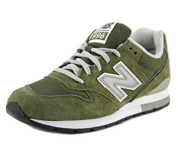 Excellent Craftsmanship New Balance MRL996 Men Round Toe Suede Sneakers