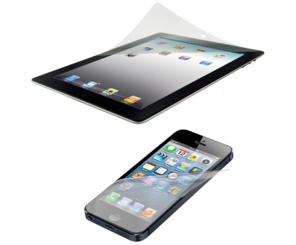 Пленки iPad и iPhone