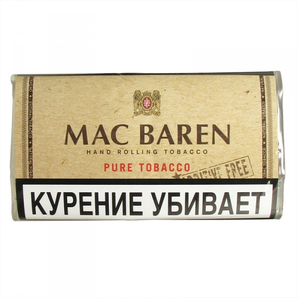 Ct Mac Baren Pure Tobacco_enl