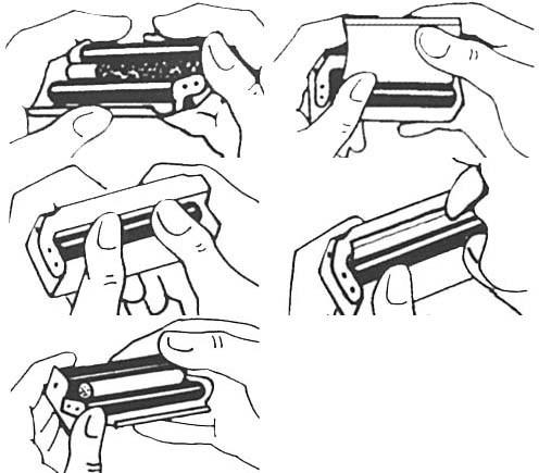 Как сделать машинку для самокрутки своими руками