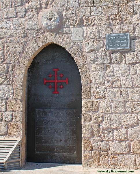 дверь в церковь