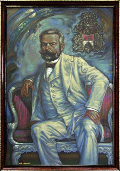Портрет Гродненского губернатора