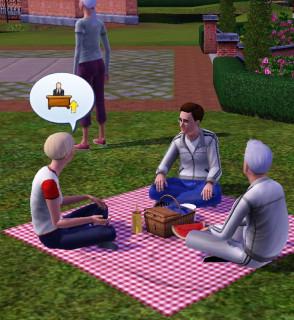 Hybrid picnic