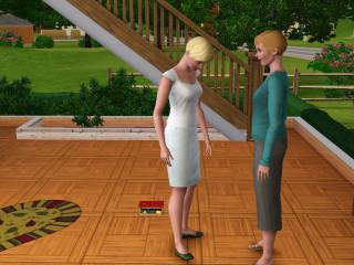 Meredith and Deanna