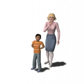 Connie and Lawrence