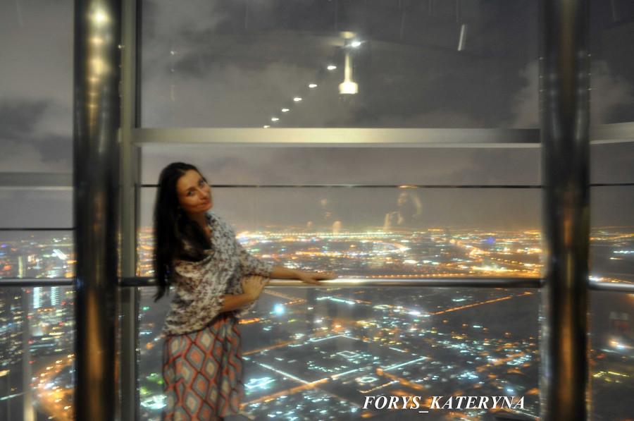 124 этаж Burj Khalifa