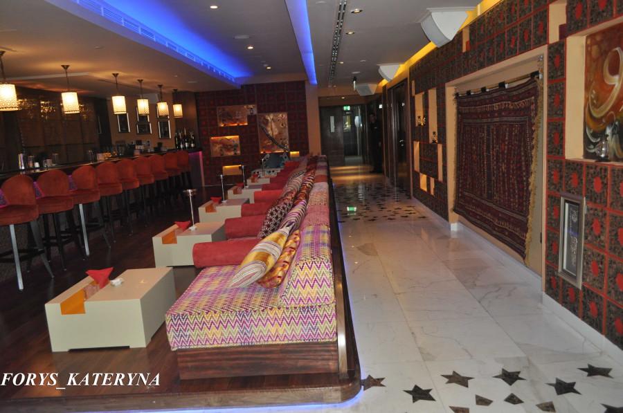 Ливанский ресторан в отеле Radisson Royal