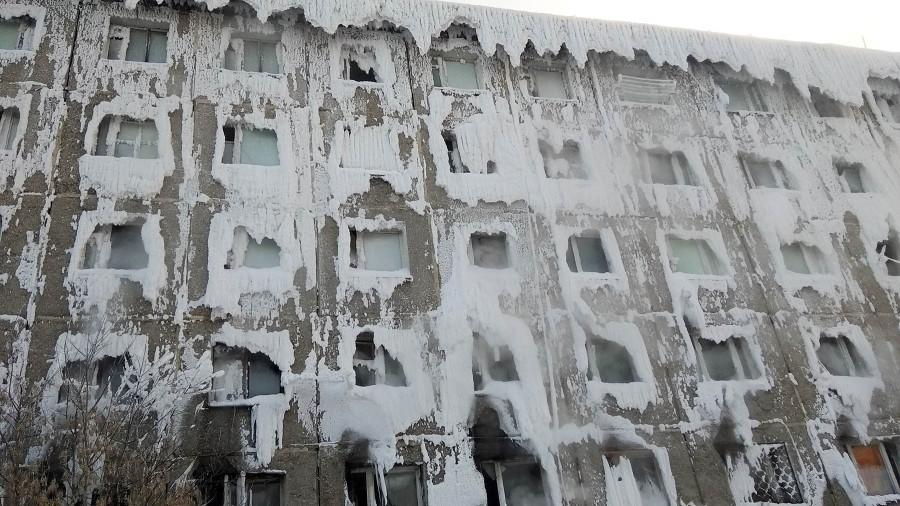 айсберг бетон королев
