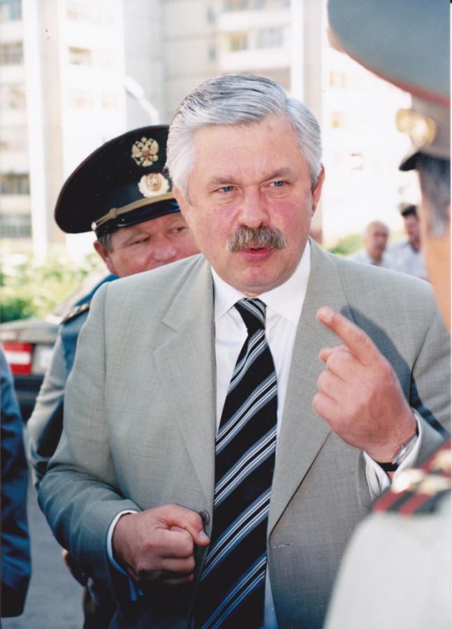 Человек из Москвы