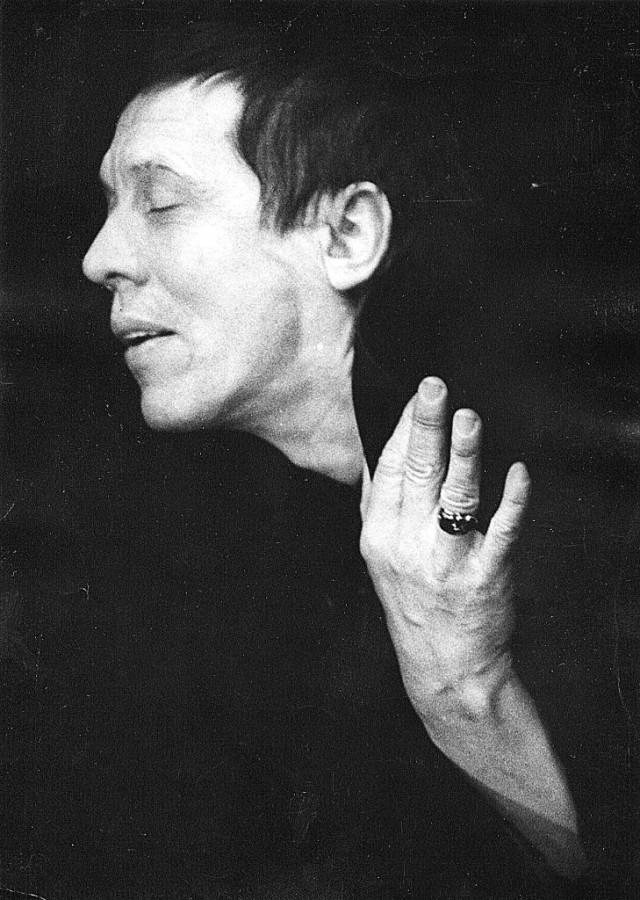 Артист Валерий Золотухин