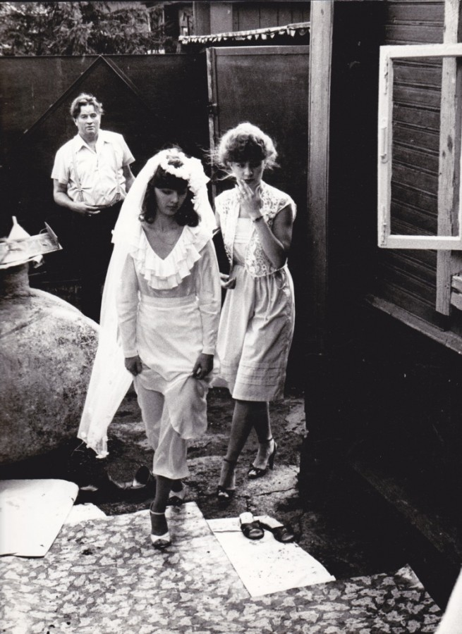 Невесту - в дом