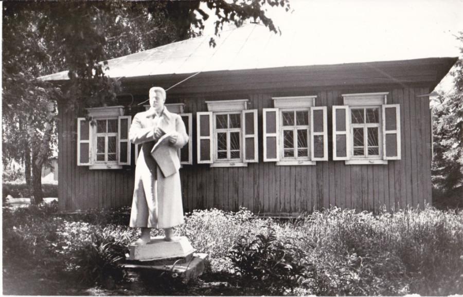 Дом-музей Чапаева в Красном Яре