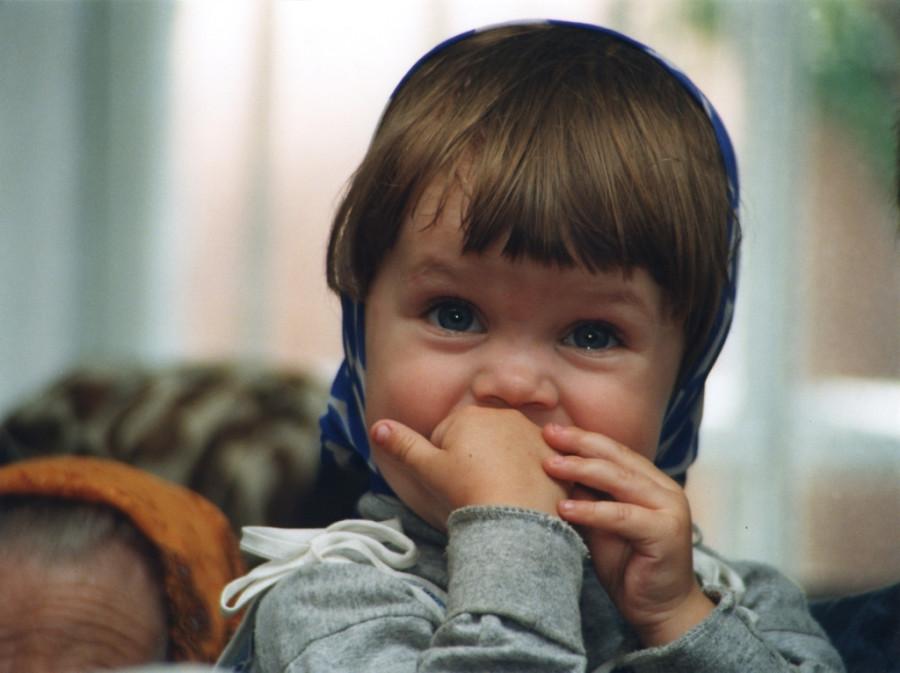 Православные дети