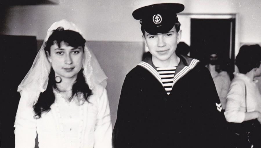 Невеста юного морячка